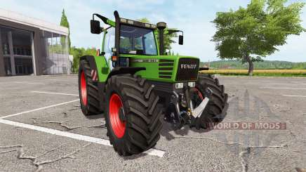 Fendt Favorit 515C Turbomatic washable для Farming Simulator 2017