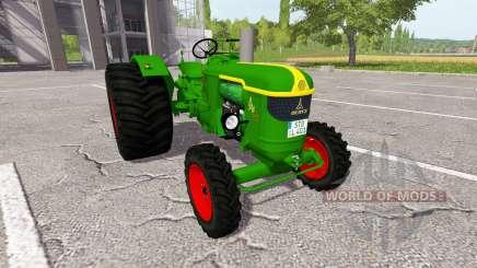 Deutz D40 для Farming Simulator 2017