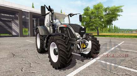Fendt 720 Vario v1.1 для Farming Simulator 2017