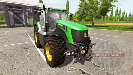 JCB Fastrac 8310 v1.1 для Farming Simulator 2017