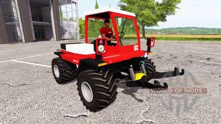 Reform Metrac G3 v0.7 для Farming Simulator 2017