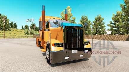 Peterbilt 379 v2.0 для American Truck Simulator