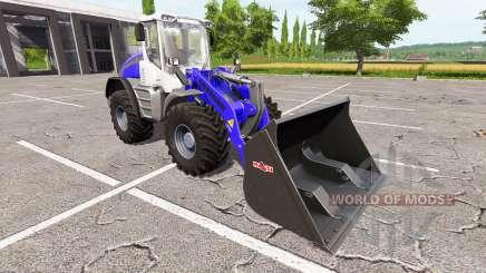 Liebherr L538 AWS для Farming Simulator 2017