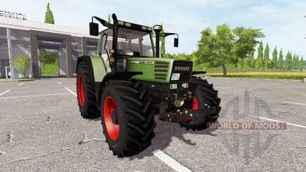 Fendt Favorit 515C Turbomatic для Farming Simulator 2017