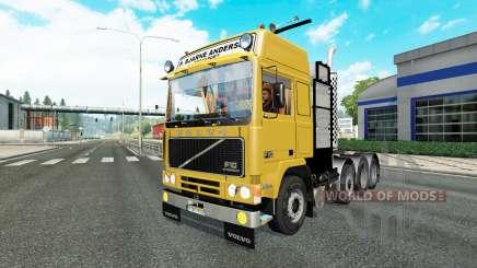 Volvo F10 8x4 для Euro Truck Simulator 2