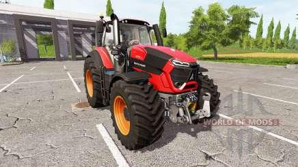 Deutz-Fahr 9340 TTV v1.2 для Farming Simulator 2017