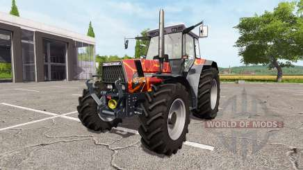 Deutz-Fahr AgroStar 6.61 racing для Farming Simulator 2017