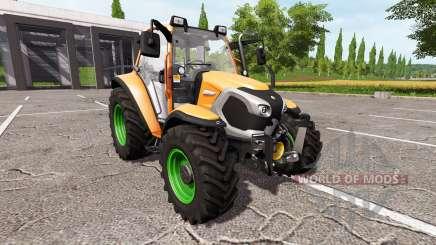 Lindner Lintrac 90 v1.4.1 для Farming Simulator 2017