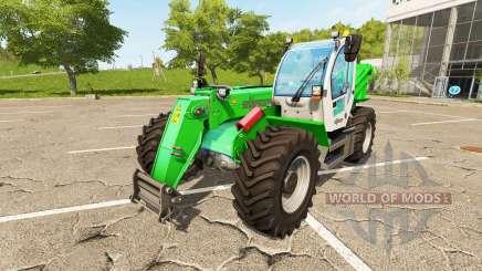 Sennebogen 305 для Farming Simulator 2017