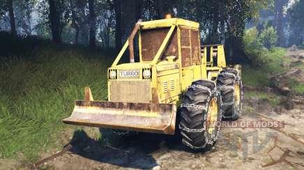 LKT 81 Turbo v3.0 для Spin Tires