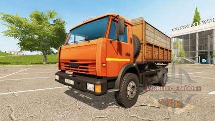 КАМАЗ-43255 для Farming Simulator 2017
