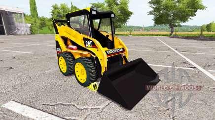 Caterpillar 262B для Farming Simulator 2017