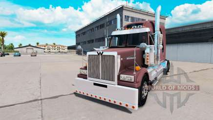 Wester Star 4900 для American Truck Simulator