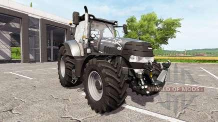 Case IH Puma 185 CVX black panther для Farming Simulator 2017