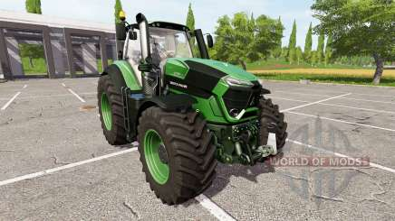 Deutz-Fahr 9290 TTV для Farming Simulator 2017