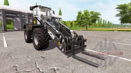 JCB 435S black для Farming Simulator 2017