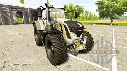Fendt 939 Vario v1.2 color choice для Farming Simulator 2017