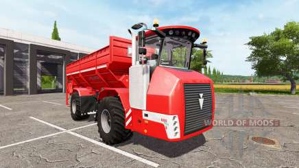 HOLMER Terra Variant 600 eco [pack] для Farming Simulator 2017
