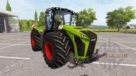 CLAAS Xerion 5000 для Farming Simulator 2017