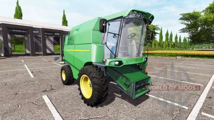John Deere W330 для Farming Simulator 2017