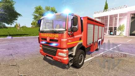 Tatra Phoenix T158 feuerwehr для Farming Simulator 2017