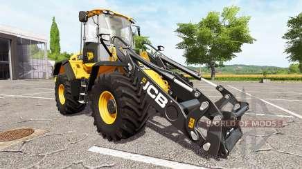 JCB 435S для Farming Simulator 2017