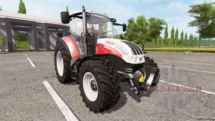 Steyr Multi 4095 для Farming Simulator 2017