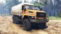 Урал-4320-6951-74 2015 [Урал Next] для Spin Tires