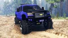 Chevrolet Silverado для Spin Tires