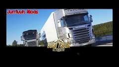 Новые загрузочные экраны для Euro Truck Simulator 2