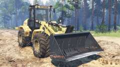 New Holland W170C для Spin Tires