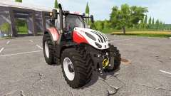 Steyr Terrus 6300 CVT v1.3 для Farming Simulator 2017