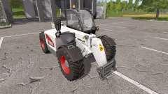 Bobcat TL470 v1.6 для Farming Simulator 2017