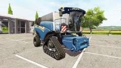 New Holland CR10.90 chassis choice для Farming Simulator 2017