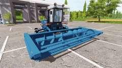 Fortschritt E 302 для Farming Simulator 2017