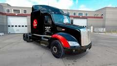 Скин ITW Games на тягач Peterbilt 579 для American Truck Simulator