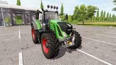 Fendt 936 Vario v1.1 для Farming Simulator 2017