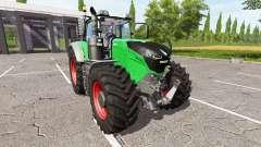 Fendt 1050 Vario v1.3 для Farming Simulator 2017