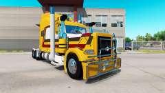 Скин Farmers Oil на тягач Peterbilt 389 для American Truck Simulator