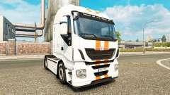 Скин Iveco Nord на тягач Iveco для Euro Truck Simulator 2
