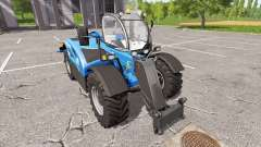 New Holland LM 7.42 v1.17 для Farming Simulator 2017