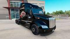 Скин Ford на тягач Peterbilt 579 для American Truck Simulator