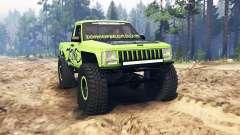 Jeep Comanche (MJ) для Spin Tires