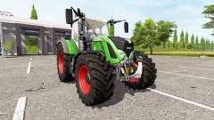Fendt 724 Vario BB v1.1 для Farming Simulator 2017