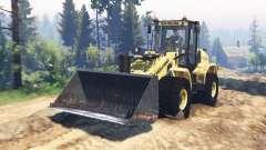 New Holland W170C v2.0 для Spin Tires