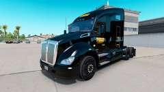 Скин TMC на тягач Kenworth T680 для American Truck Simulator