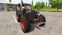 Fendt 930 Vario TMS black beauty v1.1.1.1 для Farming Simulator 2017