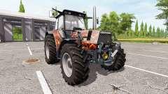 Deutz-Fahr AgroStar 6.61 racing v1.2 для Farming Simulator 2017