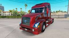 Volvo VNL 670 v1.5 для American Truck Simulator