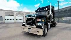 Freightliner Classic XL custom для American Truck Simulator